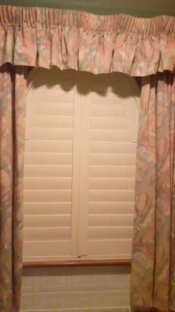 arched shutter kildare