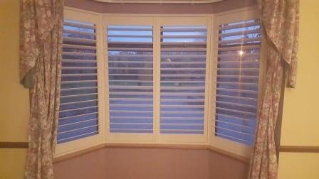 bay window shutters kildare