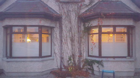 exterior view shutters