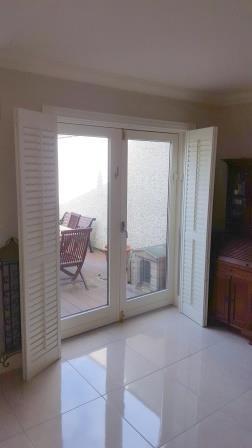 shutters open