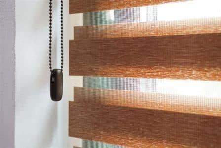 brown varisheer upclose