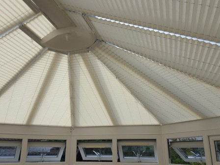 Pleated Blinds Fitted In Templeogue Dublin 6w Signature