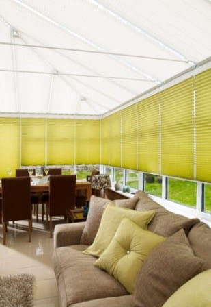 Benefits of Conservatory Blinds