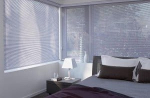Window Blinds Facette Blinds