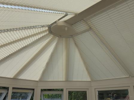 Pleated Blinds Fitted in Templeogue, Dublin 6W