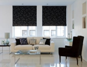 Window Blinds Roman Blinds