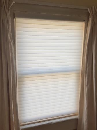 Silhouette Blinds fitted in Dublin 7