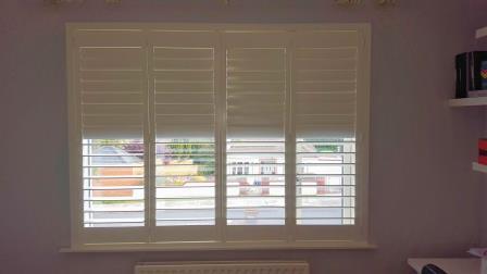 shutters half open stillorgan