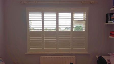shutters hidden tilt rods stillorgan