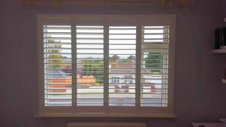 shutters open stillorgan
