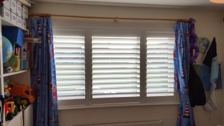 3 panel shutters dublin