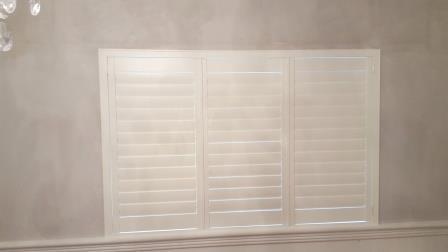 3 panels shutters malahide