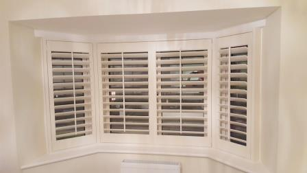 Shutters fitted in Terenure