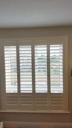 shutters with low divider bar drumcondra