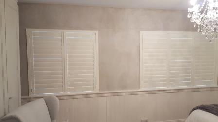 stunning full height shutters malahide