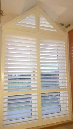Shutters fitted in Dublin 15