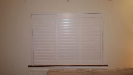 plantation shutters in louth