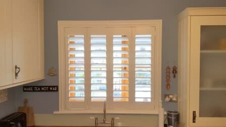Beautiful Plantation Shutters Fitted in Ratoath, Meath
