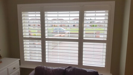 Plantation Shutters Fitted In Ratoath, Co Meath