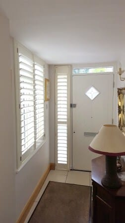Plantation Shutters fitted in Rathfarnham Dublin 14