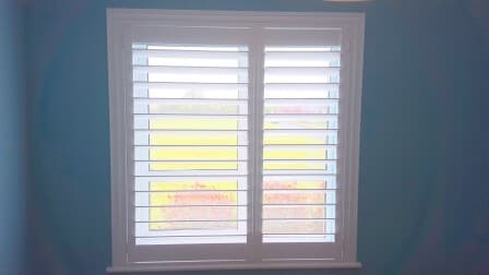 Shutters fitted in Naas