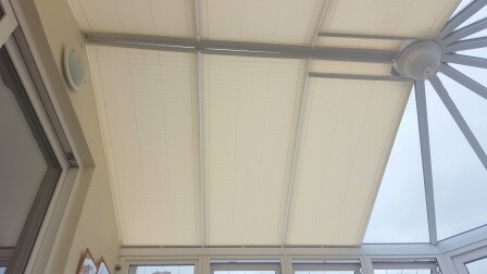 Conservatory Roof Blinds Dublin