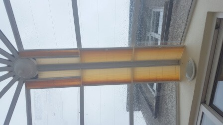 Conservatory Roof Blinds in Dublin