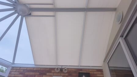 Conservatory Roof Blinds in Whitehall Dublin 9