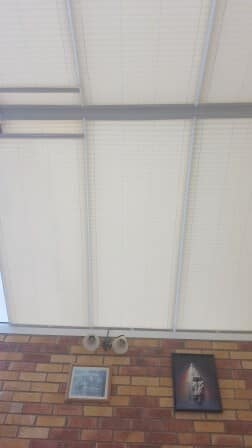 Conservatory Roof Blinds in Whitehall