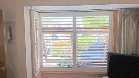 Plantation Shutters fitted in Dublin 18