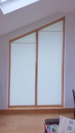 Shaped Blinds in Balbriggan