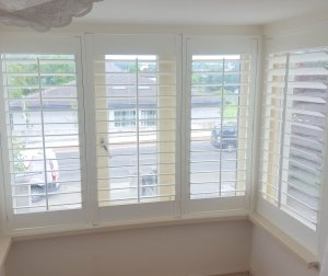 Shutter Blinds fitted in Bray