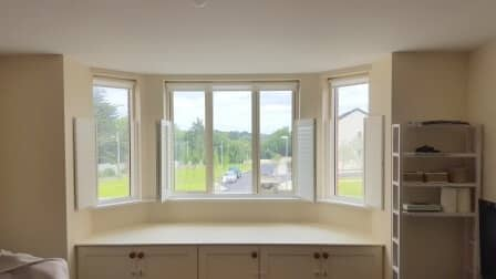 Shutters fitted in Carrickmines