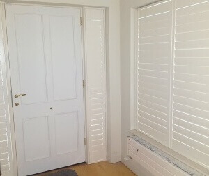 Interior Wood Shutters Fitted in Knocklyon