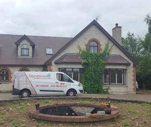 Arched Shutters in Kildare