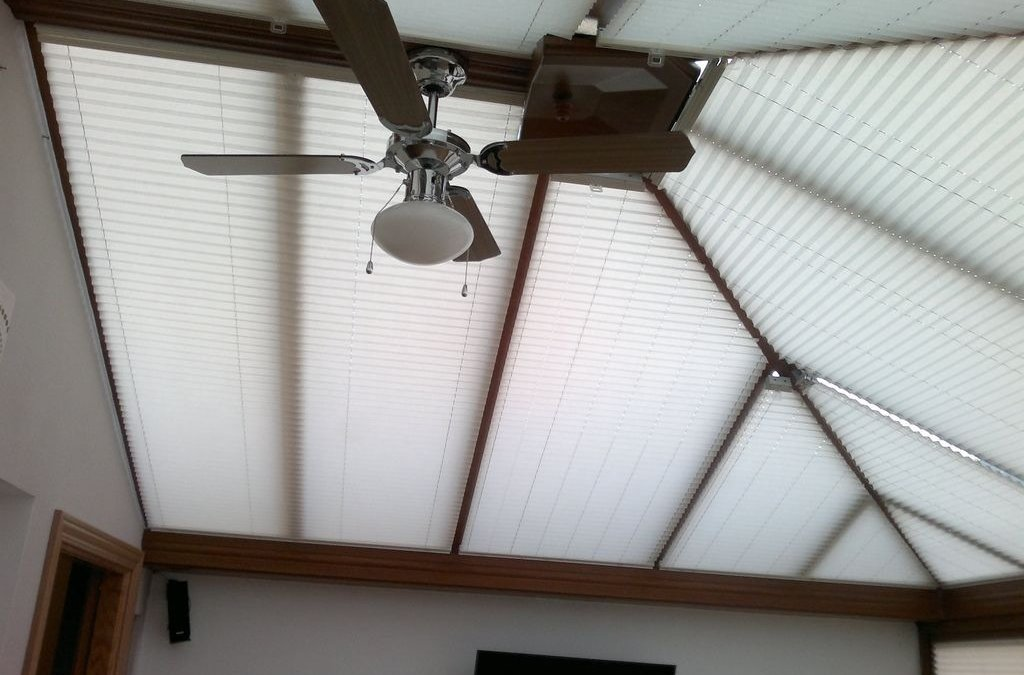 Video – Conservatory Roof Blinds Installations