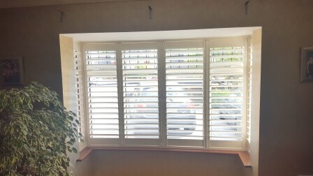 Shutters Fitted Recently in Drogheda