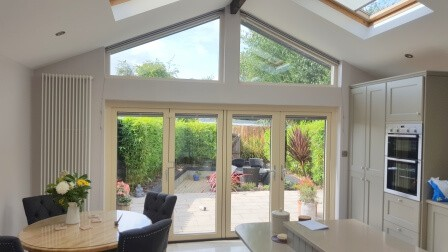 Terenure Apex Blinds fit
