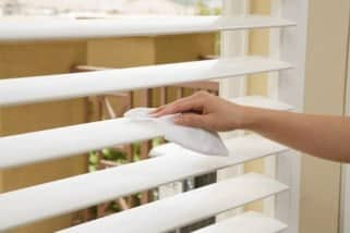 Cleaning Your Plantation Shutters