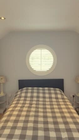 Circular Shutter fitted in Kildare
