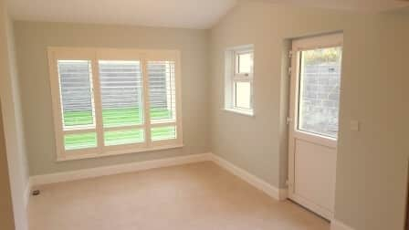 Plantation Shutters and Blinds fitted in Virginia Co Cavan