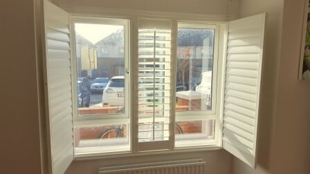 Another Stunning Plantation Shutter fit in Ratoath, Co Meath