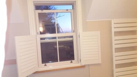 Beautilful Shutters in North County Dublin