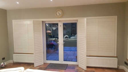 French Door Shutters Dundalk