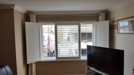 Interior Wood Shutters Meath