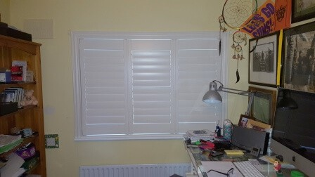 Plantation Wood Shutters Clondalkin