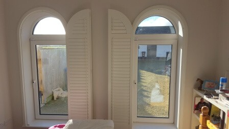 Shaped Shutters opened in Kildare