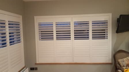 Shutters Blinds fitted in Dundalk
