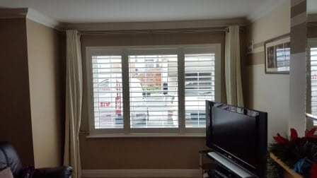 Shutters fitted in Bettystown
