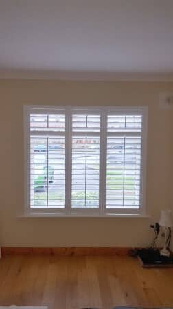 Shutters fitted recently in Clonee Dublin 15